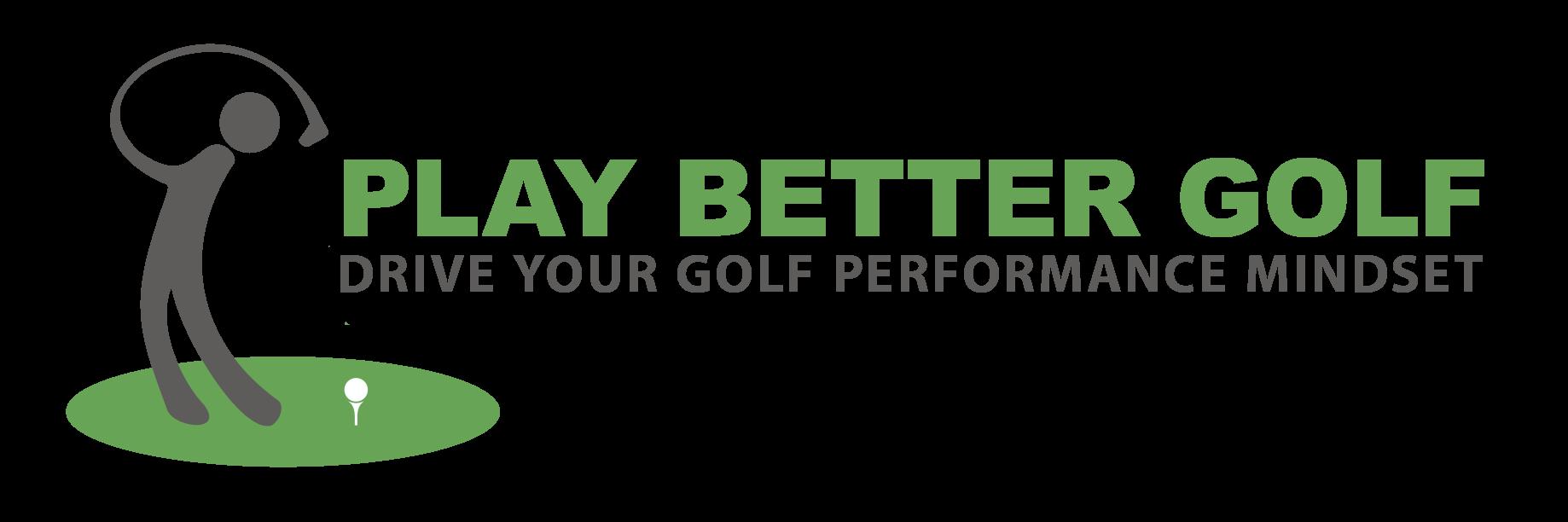Play Better Golf Bigger Border